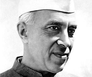 pandit jawaharlal nehru biography in english