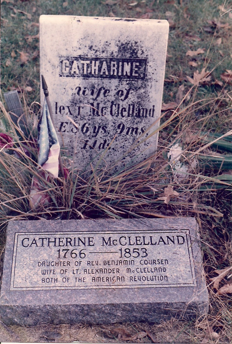 Catherine McClelland (Courson) (1766 - 1853) - Genealogy f228f52f2