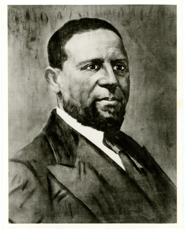what did hiram rhodes revels argue for in the senate