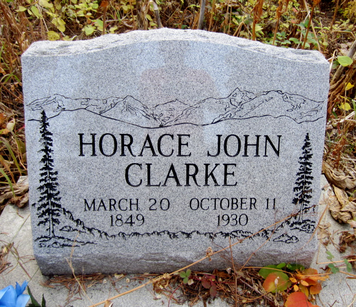 Horace John Clarke, Sr  (1849 - 1930) - Genealogy
