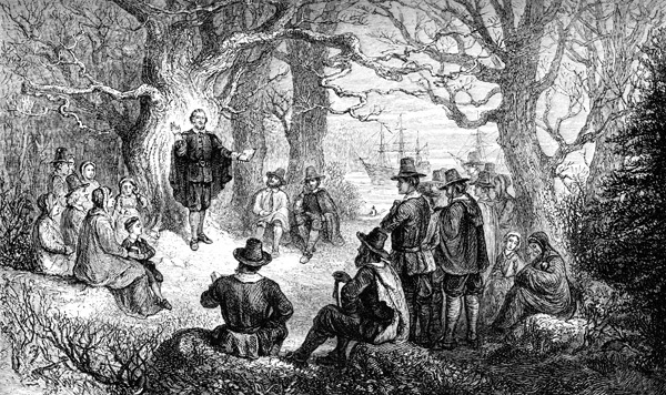 analyzing puritan society from the ministers The puritans brought strong religious beliefs to bear in all colonies north of  virginia new england  ministers had great political influence, and civil  authorities.