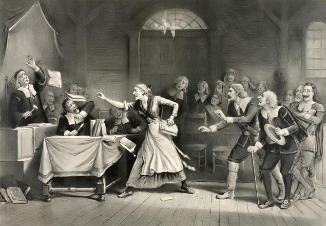 a discussion on witchcraft at salem Salem witch trials remarkable women of salem march is women's history month, and we're celebrating the women who have contributed to salem's history over the years.