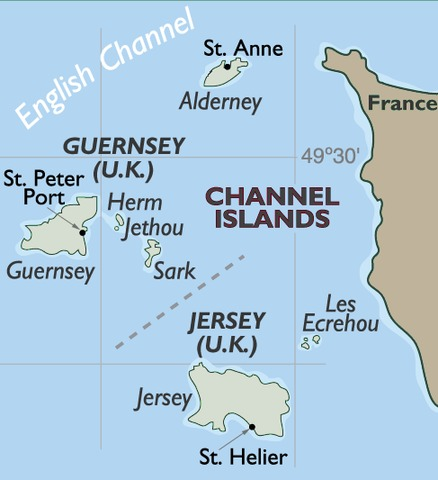 Elections Channel Islands Uk
