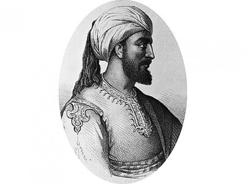 His Highness Emir Abdul Rahman Al Ghafiqi (b. - c.732) - Genealogy