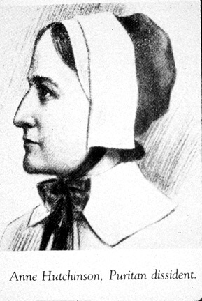 Anne Hutchinson (Marbury) (1591   1643)   Genealogy