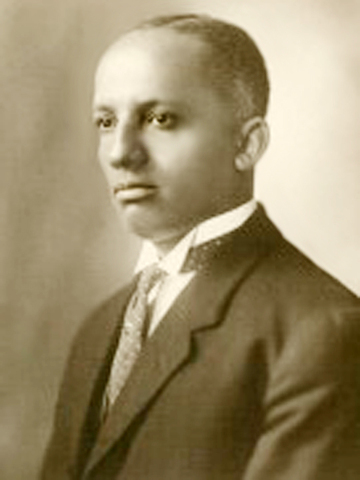 "dr carter g woodson February is black history month, and google is kicking it off by honoring carter g woodson, the father of black history"" here's why."