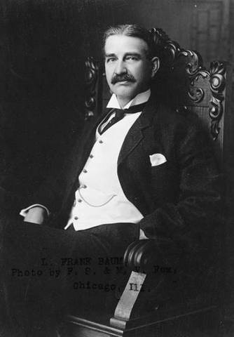 lyman frank baum 1856 1919 genealogy. Black Bedroom Furniture Sets. Home Design Ideas
