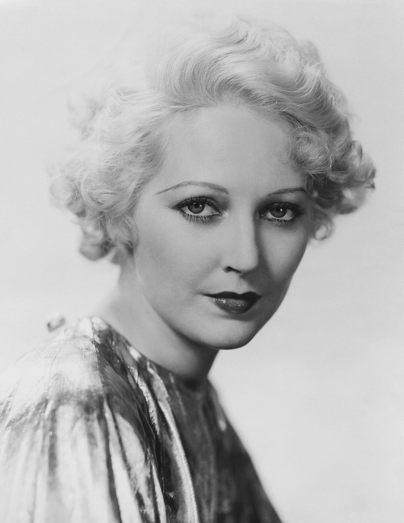Thelma Todd roland west