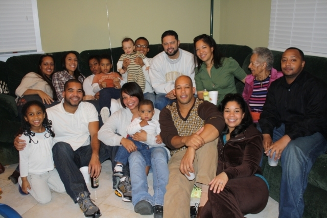 Racially blended family pics - BabyCenter
